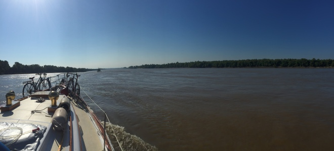 A calm moment on the MIssissippi