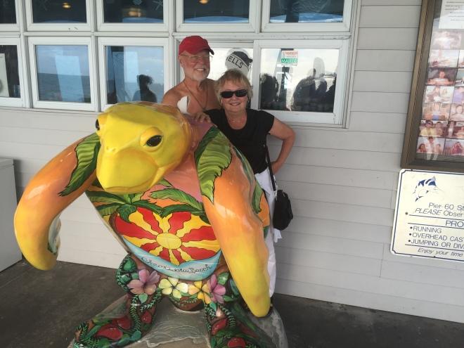 Tourist fun!