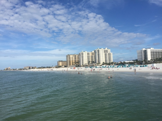 Beautiful Clearwater Beach!