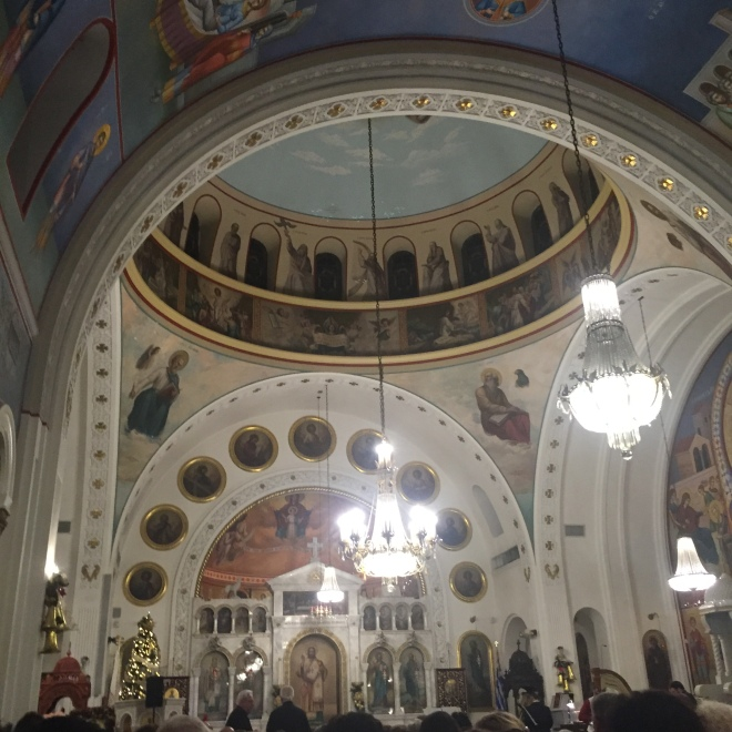 St. Nicholas Greek Orthodox Cathedral  Merry Christmas