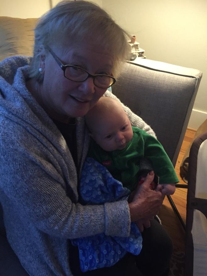 Grandma and Celdar
